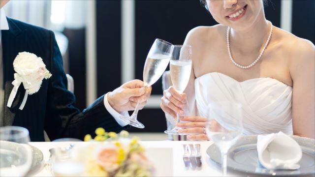 見落とさないで!結婚式場選びのポイント3つ